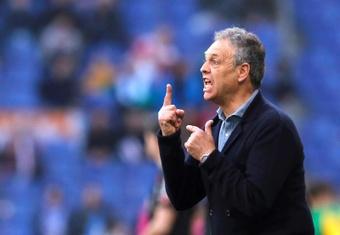 Caparrós es el seleccionador de Armenia. EFE