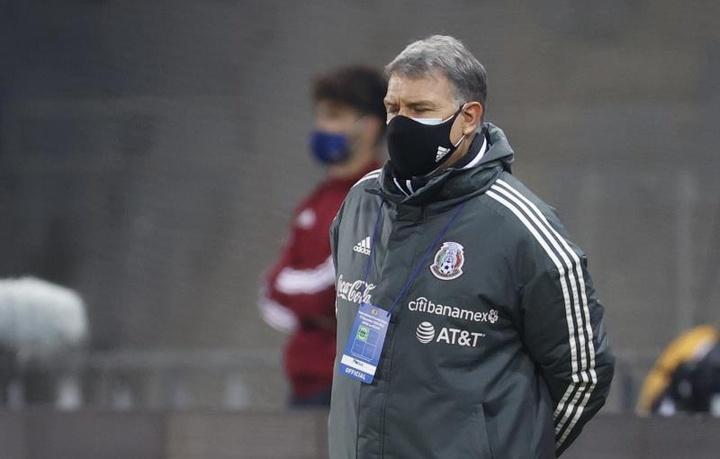 México desconvoca a Jonathan Orozco por lesión. EFE