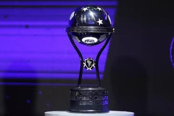 Estos son los clasificados a octavos de final de la CONMEBOL Sudamericana. EFE