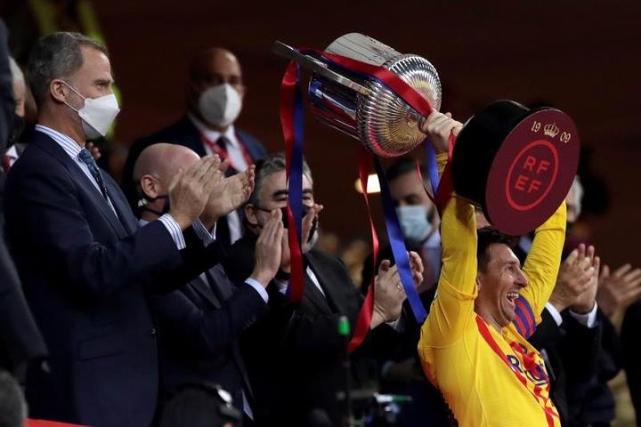 La Copa del Rey recibirá ajustes a su formato para este curso. EFE/Archivo