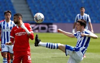 La Real Sociedad recibe a un Sevilla que quiere dar un golpe sobre la mesa. EFE