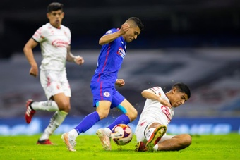 Cruz Azul finiquita como primero su temporada -casi- perfecta. Captura/TUDNMéxico