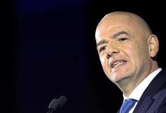 La Comisión Europea no está a favor del Mundial cada dos años. EFE