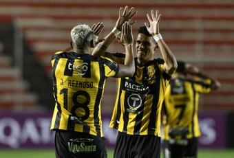 The Strongest venció 2-0 a Barcelona SC. EFE