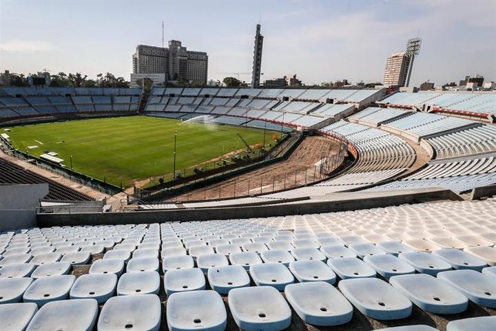 Suspendida la jornada en Uruguay por el suicidio de Williams Martínez. EFE