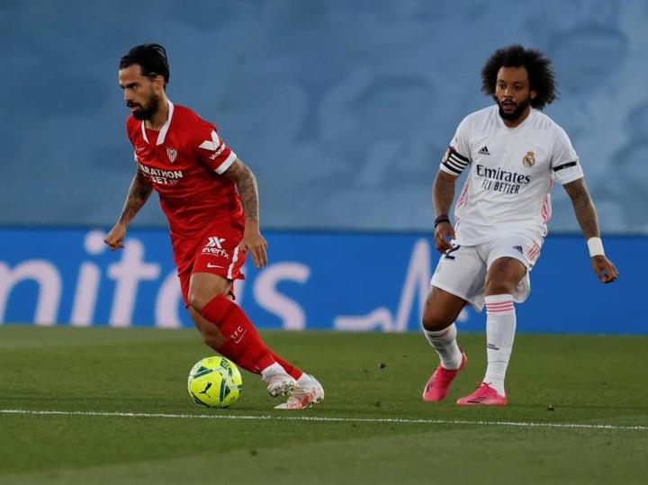 Beckham, intéressé par Marcelo. EFE