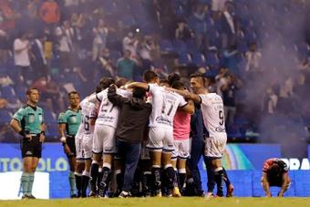 Puebla quiere confirmarse como la sorpresa. EFE