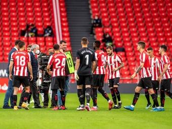 El Athletic jugará un amistoso de pretemporada en Southampton. EFE/Archivo