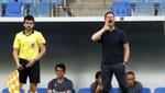 Xabi Alonso recalcó que la prioridad del Sanse es ayudar al primer equipo
