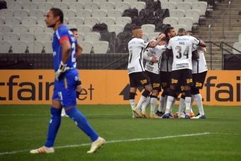 Corinthians tem oferta de R$ 12,3 milhões por Raul Gustavo.EFE