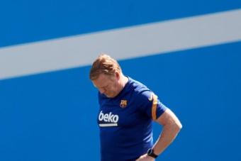 Panucci, triste por la situación del Barça. EFE