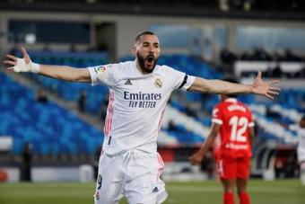 Le choc Real Madrid-Milan AC affiche déjà complet. EFE