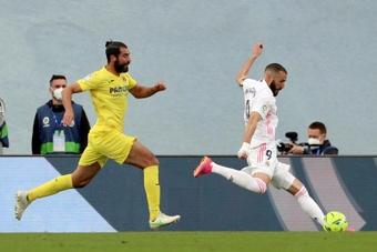 El Villarreal se enfrenta al Madrid. EFE