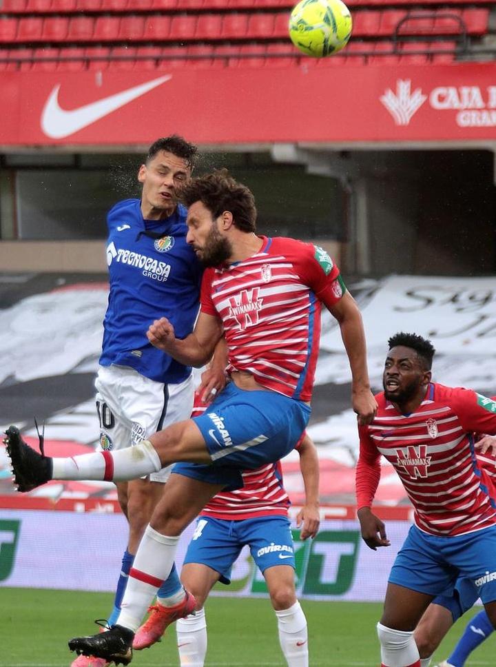 El Granada jugará ante el Linense. EFE