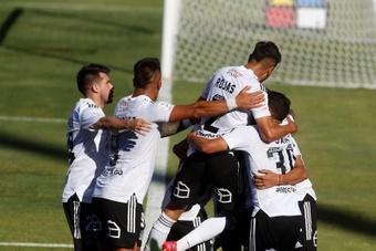 Colo-Colo es el actual líder chileno con 37 puntos. EFE/Archivo