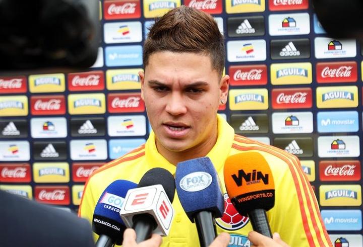 Quintero, protagonista de un vídeo musical. EFE