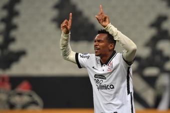 Quando o Corinthians venceu seu último Derby.EFE