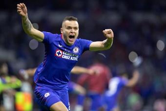 Cruz Azul se alzó con el título del Clausura. EFE