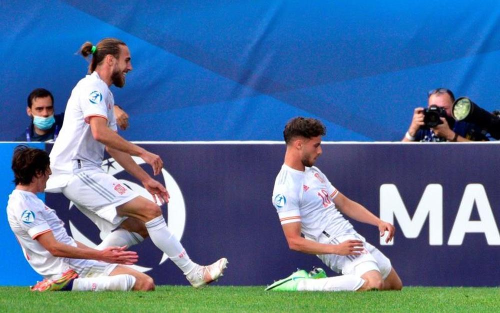 Puado evita el lío en el torneo fetiche de España. EFE