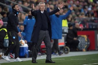Ancelotti veut poursuivre la pré-saison sans Kroos, Mendy et Ceballos. EFE