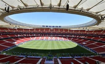 LaLiga will start with a 40% capacity in the stadiums. EFE