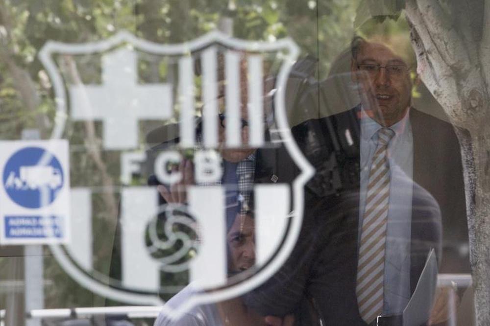 El caso del 'Barçagate' entra de lleno en el independentismo catalán. EFE