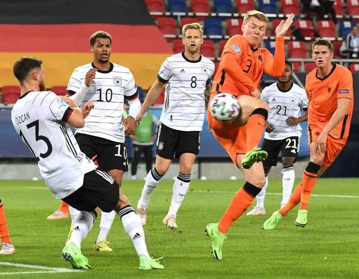 Alemania jugará la final contra Portugal tras eliminar a Países Bajos. EFE