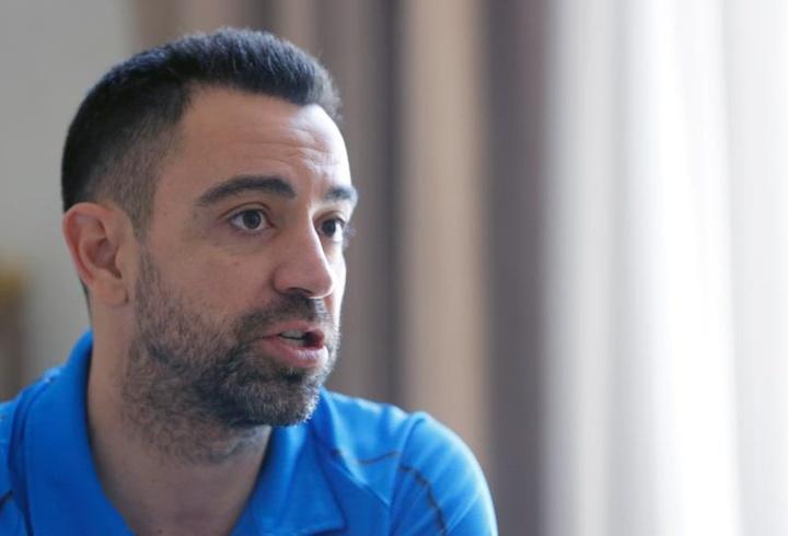 Xavi a refusé deux fois le Barça. EFE