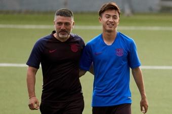 El ex técnico del Barça B atacó a Koeman. EFE