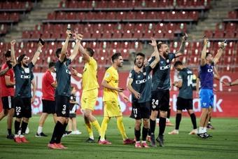 El Rayo Vallecano sigue confeccionando su plantilla tras regresar a Primera División. EFE