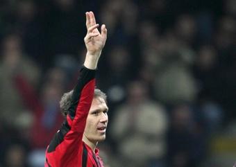 Marco van Basten criticó el rendimiento de Timo Werner en el Chelsea. EFE