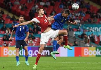 Kalajdzic aseguró que deben sentirse orgullosos. AFP