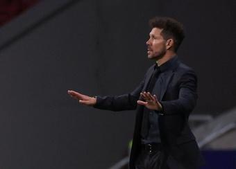 Simeone procura guarda-redes em Itália.EFE