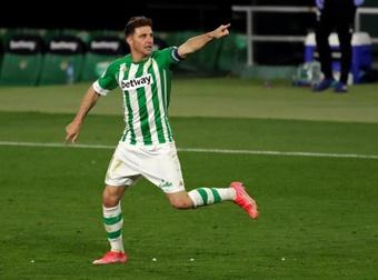 Joaquín reconoció que pudo jugar en el Rea Madrid. EFE