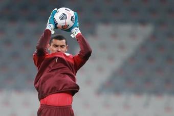 Santos fue convocado por la Selección Brasileña para los compromisos de septiembre. EFE