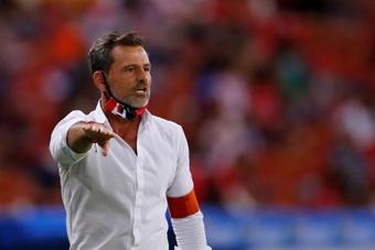 Cocca afirmó que Atlas se ha ganado el respeto en el fútbol mexicano. EFE