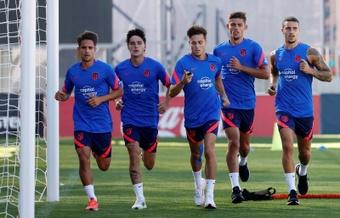 Montero y Ricard preocupan al Atlético de Madrid. EFE