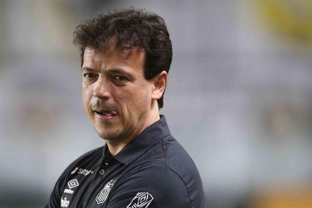 Vasco contrata Fernando Diniz.EFE