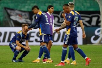 Chilavert fue bastante duro con la CONMEBOL por Boca Juniors. EFE