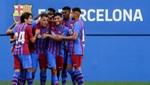 El Barça B se la pega en Tarragona