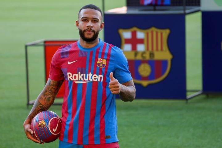 Trois recrues dans le groupe du Barça pour la première journée. EFE
