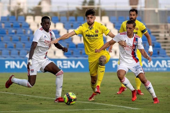 Villarreal empresta Fer Niño ao Mallorca.EFE