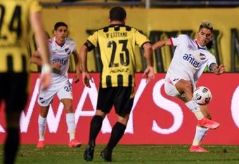 Peñarol pasó a la siguiente ronda a pesar de la derrota. EFE/Archivo