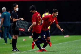 Espagne contre Argentine, la revanche. EFE/RFEF/Morenatti