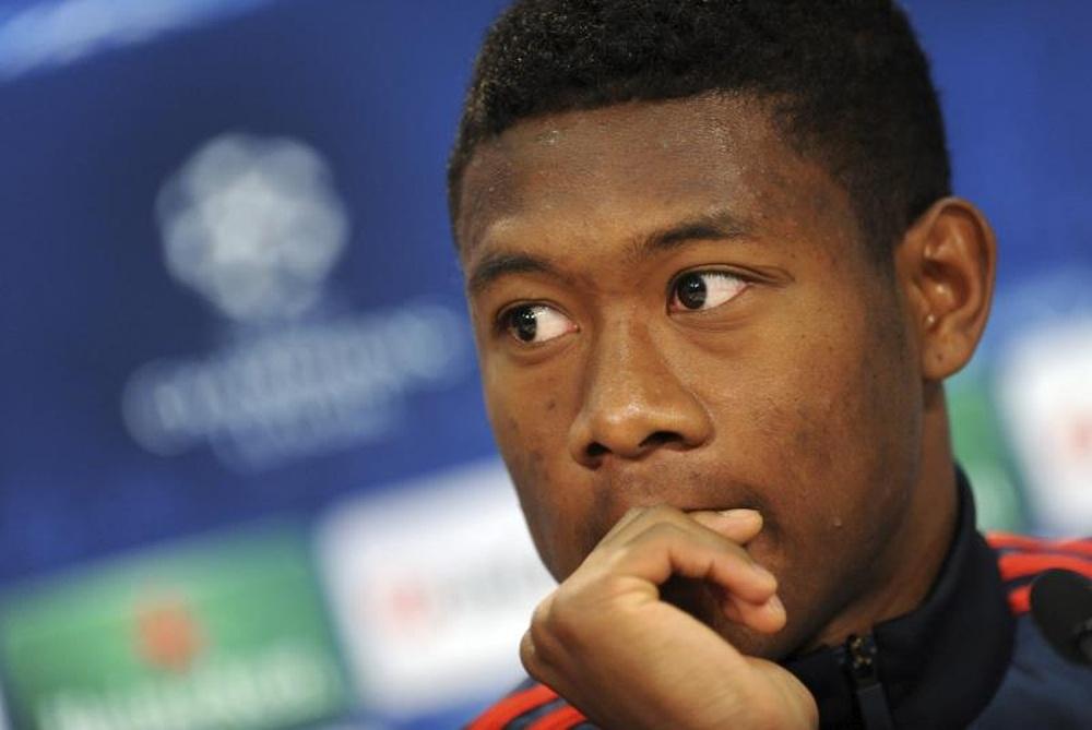 David Alaba falou sobre a chegada de Ramos. EFE/Andreas Gebert