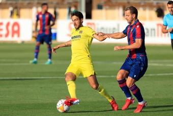 Villarreal y Levante empatan en un duelo marcado por la lesión de Parejo. EFE