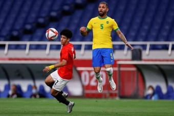 Brasil ya está en las semifinales de los Juegos Olímpicos. EFE