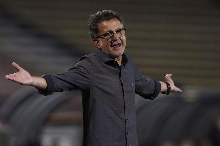 América de Cali podría prescindir de Juan Carlos Osorio. EFE