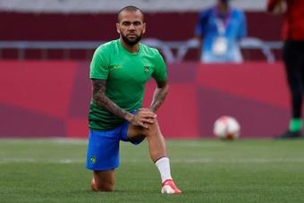 Sao Paulo le debería a Dani Alves... ¡tres millones de euros! EFE