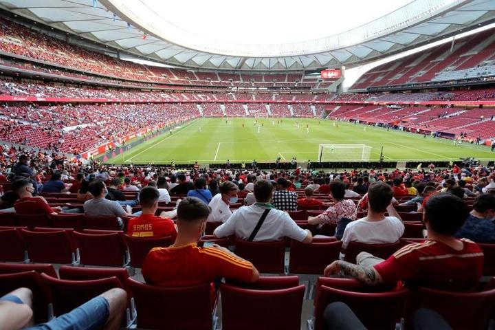 El Athletic New Ham guarda bastantes similitudes con el Atlético. EFE